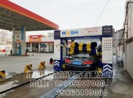 河南永城捷锐洗车案例
