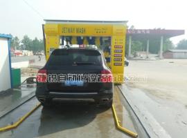 捷锐洗车机案例